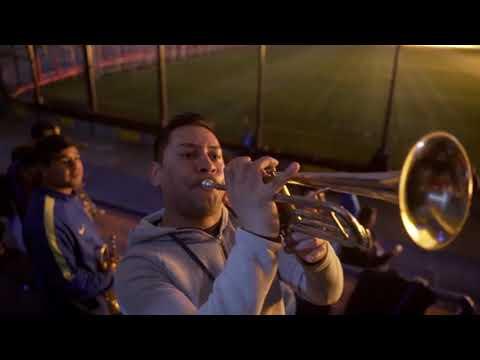 """""""Ensayo Trompetas  y Ritmo Xeneize en la Bombonera"""" Barra: La 12 • Club: Boca Juniors • País: Argentina"""