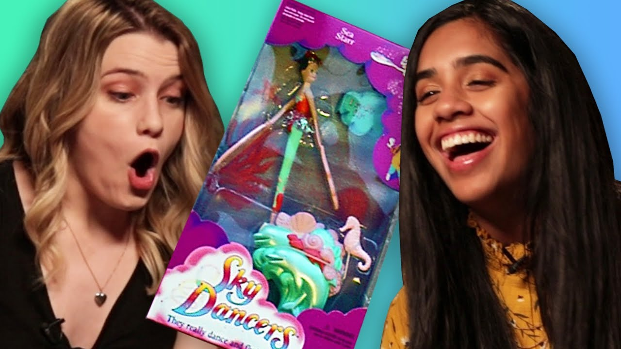 Adults Get Surprised With Toys They Always Wanted Part 2 thumbnail