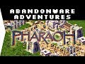 Pharaoh ► Funny DEMO Pre-release Gameplay! - [Abandonware Adventures]