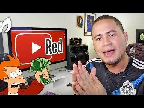 YOUTUBE DE PAGO! #YouTubeRed (Explicado)
