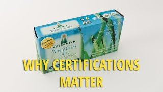 Why Certifications Matter