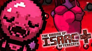 💀 GRAMY PŁODEM W ISAACU!💀 THE BINDING OF ISAAC AFTERBIRTH +