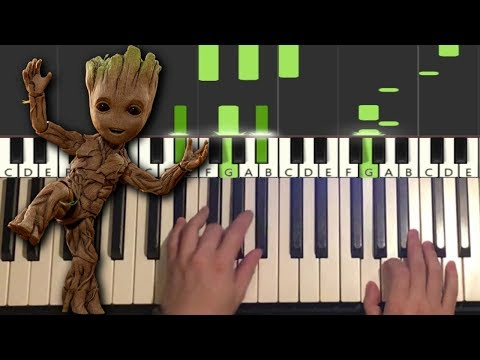 Download Mr Blue Sky Guardians Of The Galaxy Vol 2 Video 3GP Mp4 FLV