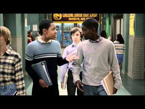 Everybody Hates Chris - Rapping!