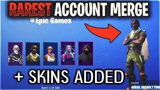 account merging fortnite ikonik - TH-Clip