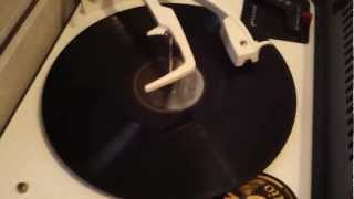 """Chuck Willis ~ """"Hang Up My Rock & Roll Shoes"""" - UK pressed 78rpm 1958"""