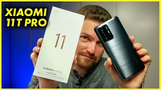 Xiaomi 11T Pro - Bestes Smartphone unter 650€?   Meinung und 11T Vergleich   CH3 Test Review Deutsch