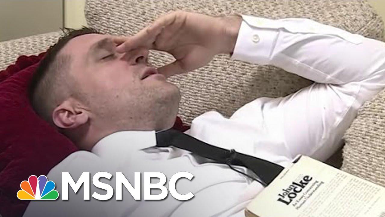 Lawmakers Celebrate Raw Milk Bill, Get Sick | MSNBC thumbnail