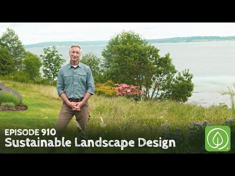 view video Sustainable Landscape Design from Growing A Greener World