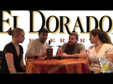 El Dorado 8 Year Old Cask Aged Rum Review – 4K UHD Resolution