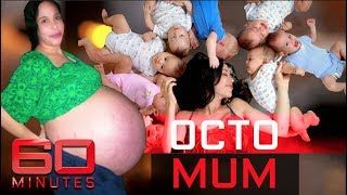 Octomum: Single mum had 8 IVF babies | 60 Minutes Australia