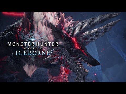 《魔物獵人世界:ICE BORNE》第二彈 DLC 追加魔物「獄狼龍」2019年12月05日登場!