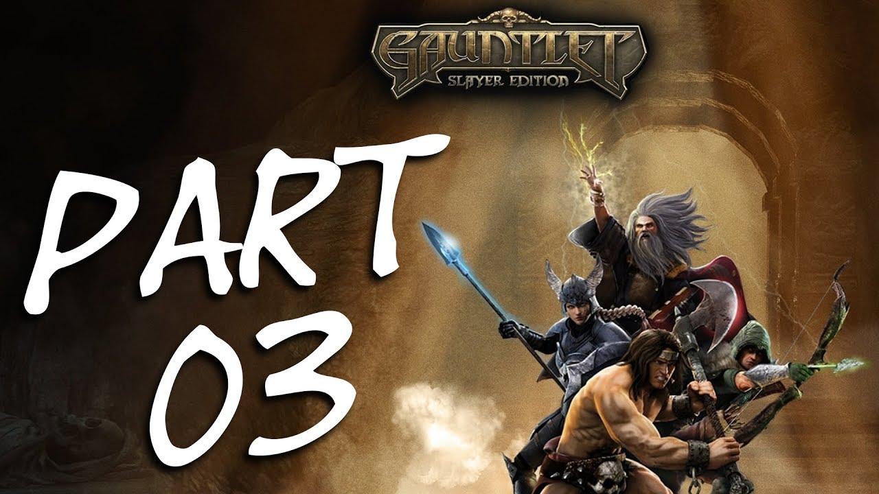 Gauntlet: 90er Edition – Part 3: Kekse Deepthroat Style