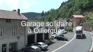 Garage solidaire Détours à Olliergues