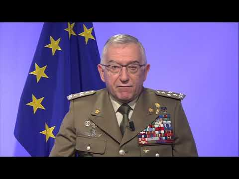 Christmas wishes from the Chairman of the EU Military Committee, General Claudio Graziano – 2020
