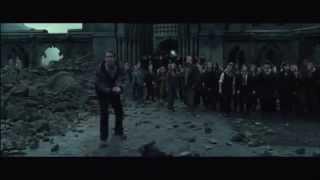 Battle Of Hogwarts: Draco As A Good Guy