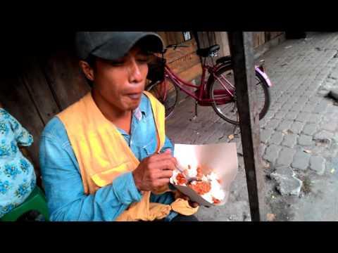 Video Tegal; makanan khas tegal