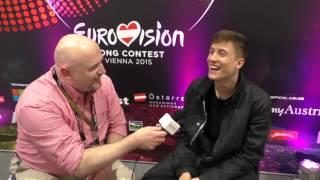 Eurovision Ireland Interviews Loïc Nottet From Belgium In Vienna At Eurovision 2015
