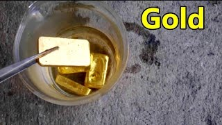 Gold Refining Gold Recycle Gold extraction