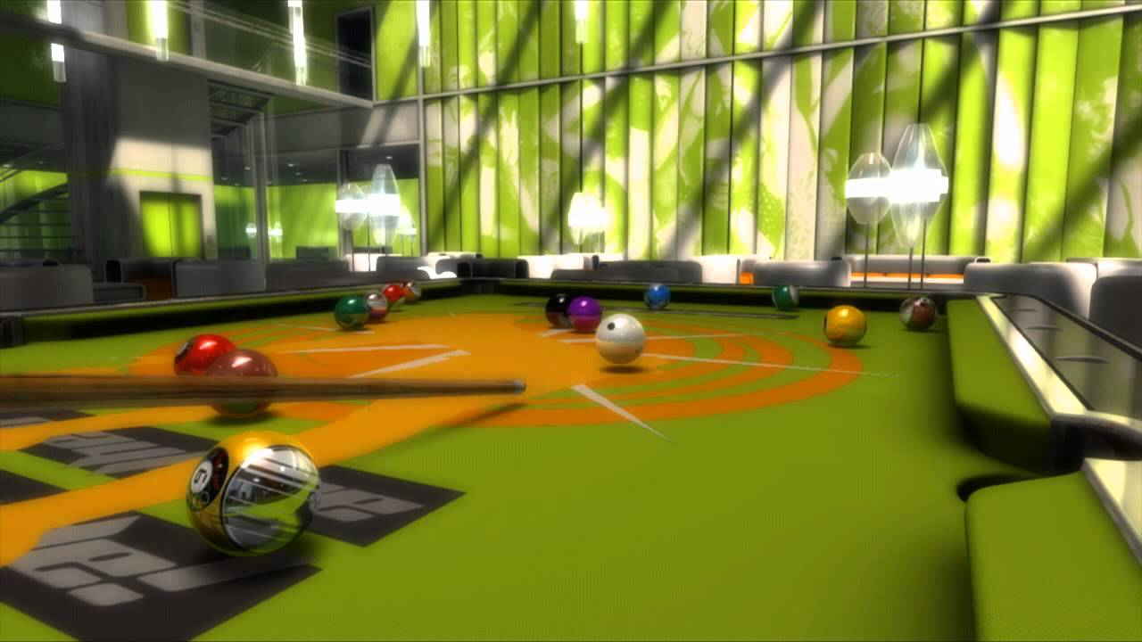 Pool Nation Launches On XBLA