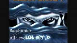 Basshunter   All I Ever Wanted (radio Edit)