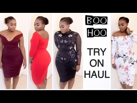 4cdecb0f97 Download I SPENT £150 ON BOOHOO!! DRESSES FOR CURVES   + BLOOPERS MP3