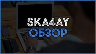 Файлообменник Ska4ay. Обзор, отзыв, выплаты, заработок.