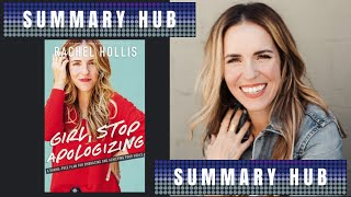 Girl Stop Apologizing by Rachel Hollis ( Book Summary Video )