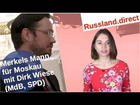 Merkels Mann für Moskau [Video]