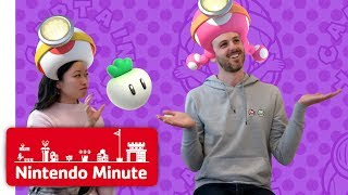 Captain Toad: Treasure Tracker - Special Episode DLC Co-op Gameplay - Nintendo Minute