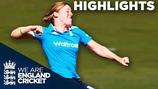 Highlights - England Women beat India Women in 1st Royal London ODI