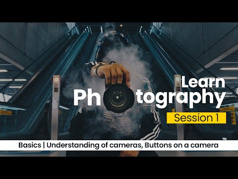 Learn Photography | Free Online Classes for beginners - Session 1 ...
