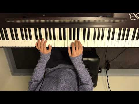 Vampire Weekend - Big Blue (Piano Cover)