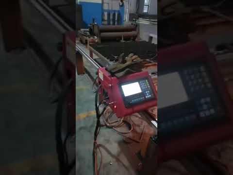 CNC AIR Plasma and Profile Cutting Machine