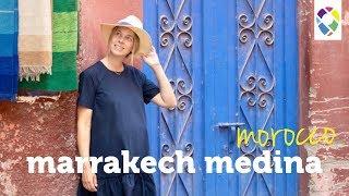 Marrakech Morocco Vlog