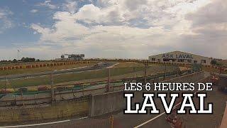 preview picture of video 'Karting - 6h de Laval en 1 min'
