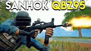 SANHOK QBZ95 Gameplay - PUBG (PlayerUnknown