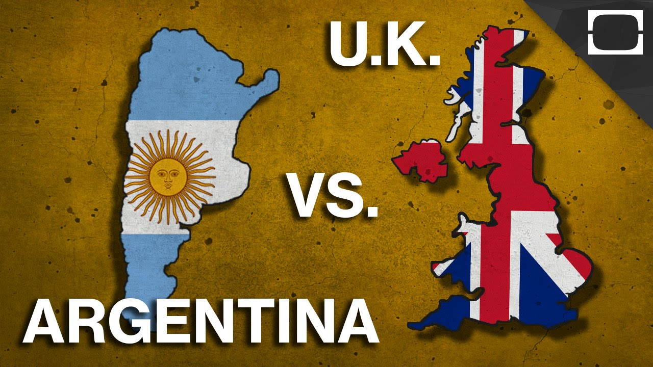 Why Do The UK And Argentina Hate Each Other? thumbnail