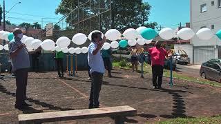 Homenagens as mais de 300 vítimas que perderam a vida para a doença em Patos de Minas