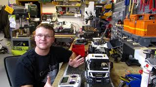 MAN TGS Bruder RC Umbau Deluxe Kundenfahrzeug - Folge 2, Ready-Steady-Go !!