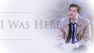 Castiel - I was here