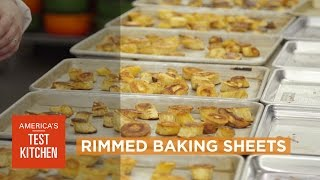 """Equipment Review: Best Rimmed Baking Sheets (Sheet Pans, """"Jelly Roll Pans"""") & Our Testing Winner"""