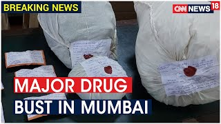 International Drug Cartel Busted In Mumbai, 2 Arrested For Smuggling, 191Kg Of Heroin Seized