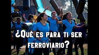 preview picture of video 'Ferroviarios FA Puente Alto - Entrevista ¿Qué es ser Ferroviario?'