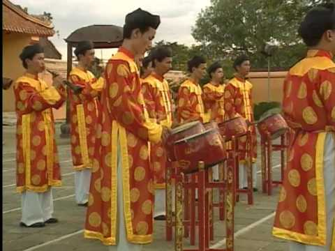 Nha Nhac, Vietnamese court music - intangible heritage - Culture