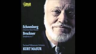 Bruckner -  Symphony No. 7 in E Major - II. Adagio. Sehr feierlich und sehr langsam
