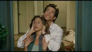 Jim Carrey - Bruce Almighty - Barry White music