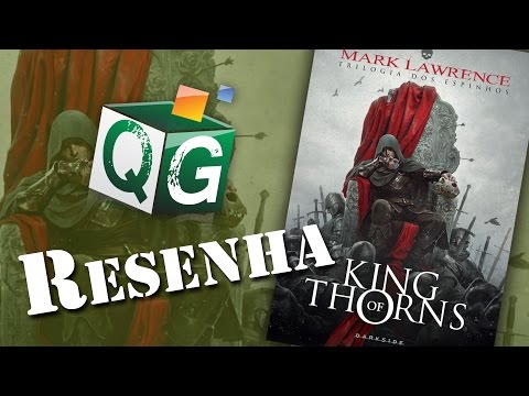 Resenha: King of Thorns