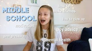 Middle School Tips & Advice