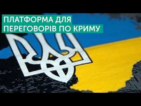 Платформа для переговорів по Криму | Гарань, Капітоненко | Тема дня
